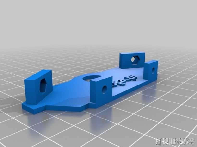 RepWalker马达模组  3D模型  图9