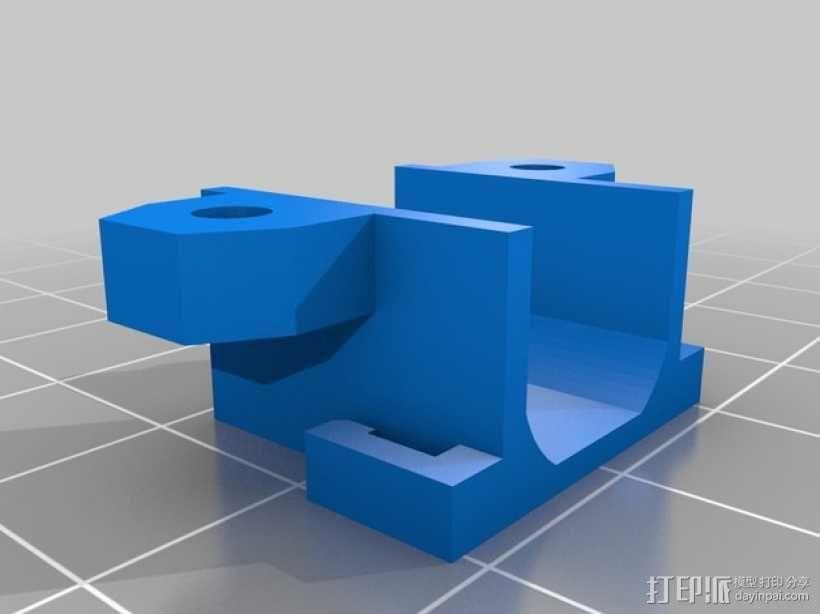 RepWalker马达模组  3D模型  图10