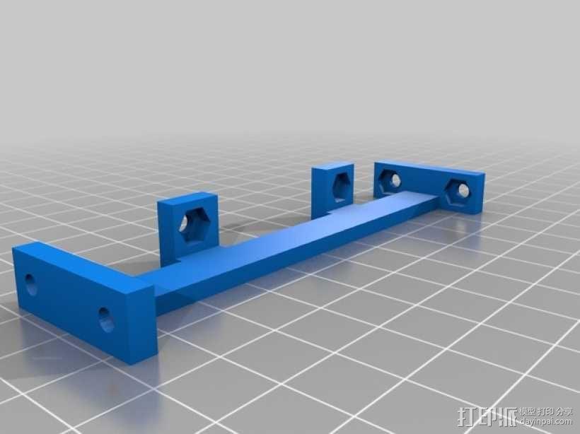 RepWalker马达模组  3D模型  图13