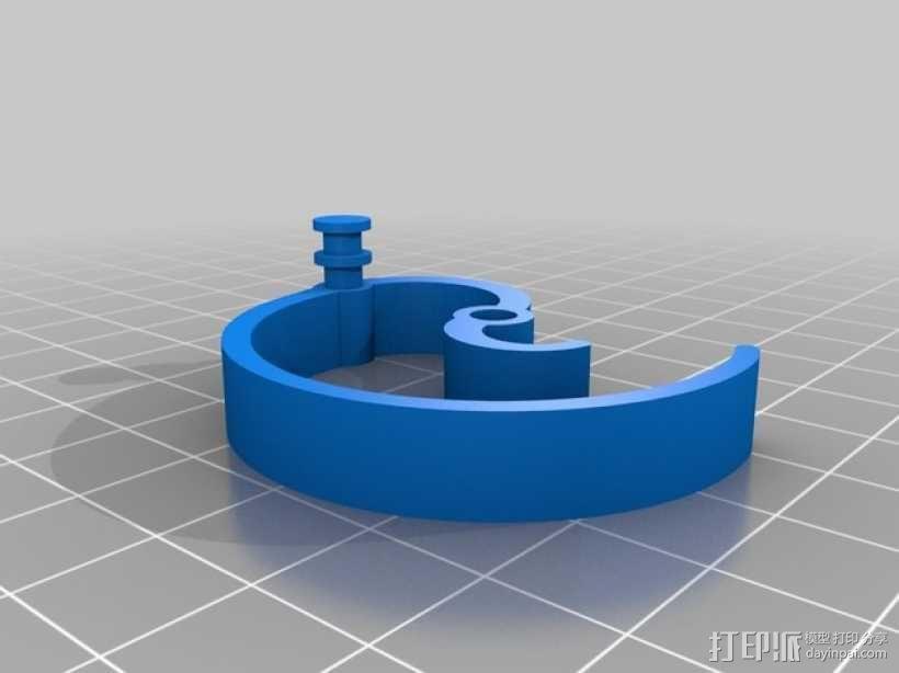 RepWalker马达模组  3D模型  图12