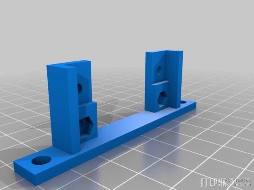 RepWalker马达模组  3D模型  图16