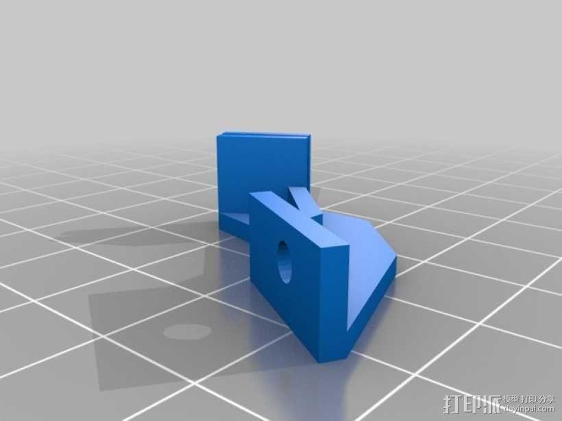RepWalker马达模组  3D模型  图19