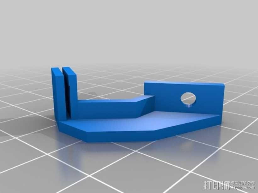 RepWalker马达模组  3D模型  图18