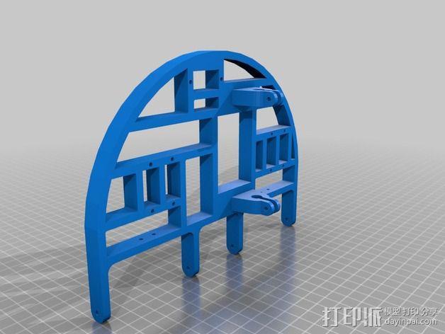 机械电子眼 3D模型  图5