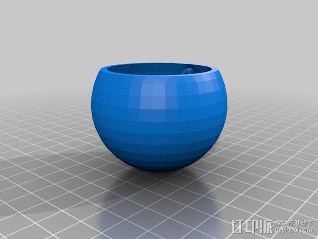 机械电子眼 3D模型  图6