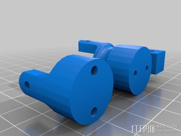 机械电子眼 3D模型  图8