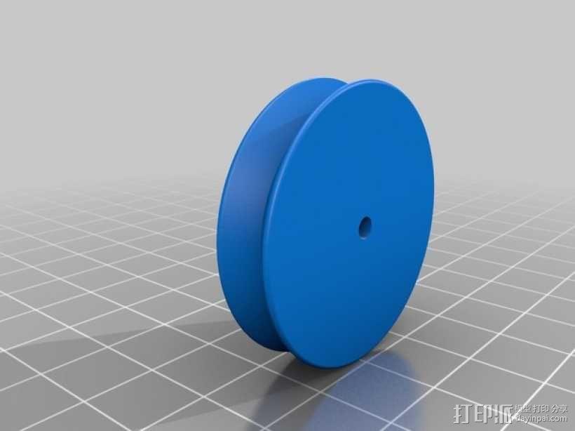 遥控船  3D模型  图8