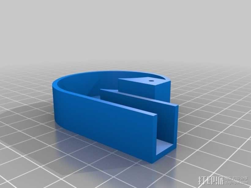 遥控船  3D模型  图11