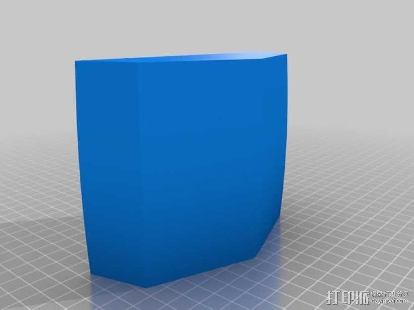 遥控船  3D模型  图14