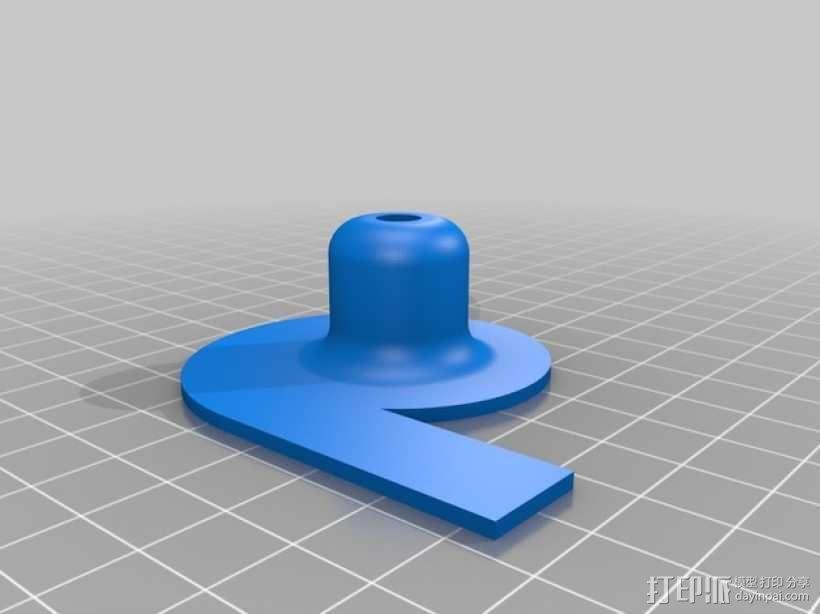 遥控船  3D模型  图16