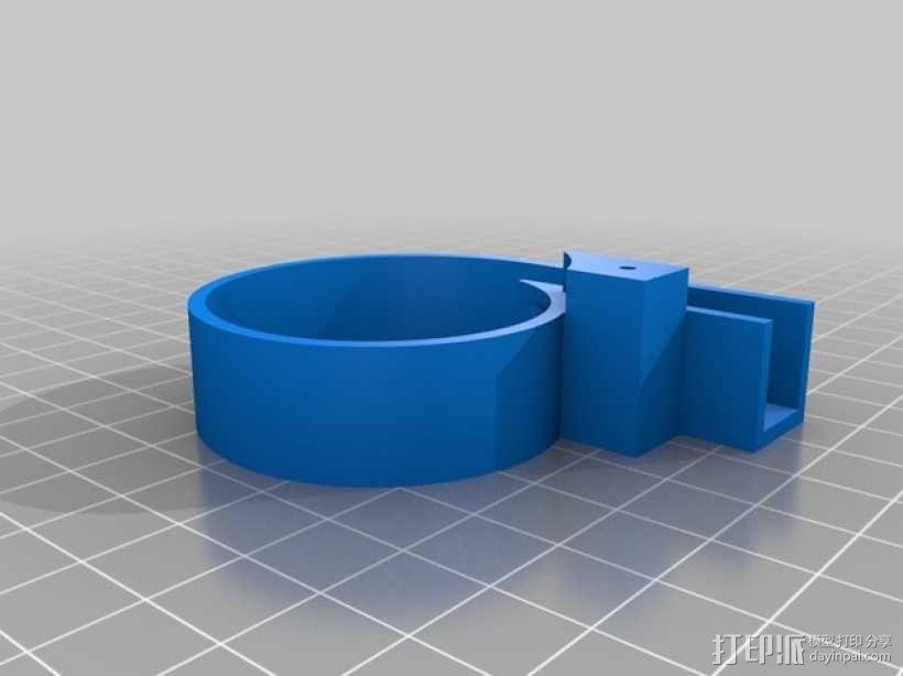 遥控船  3D模型  图19
