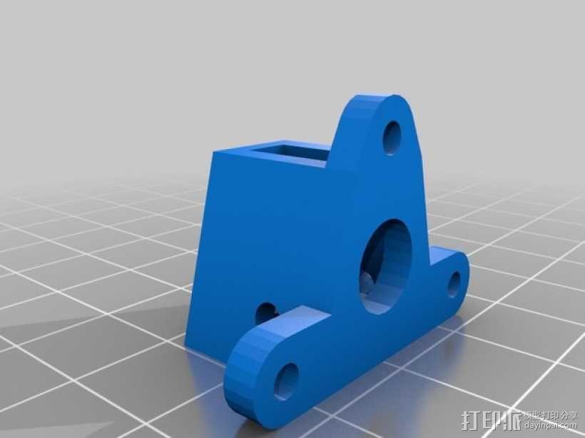 模块化仿昆虫机器人 3D模型  图10