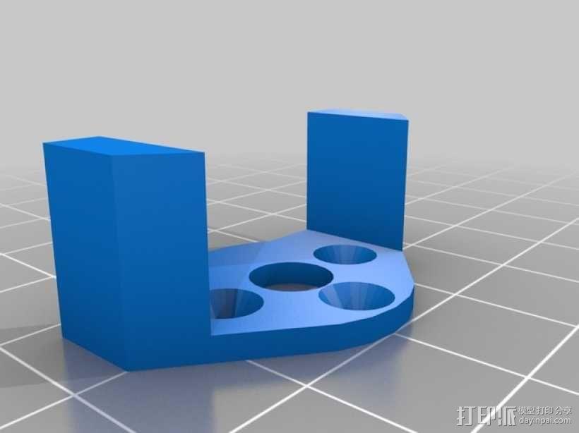 模块化仿昆虫机器人 3D模型  图11