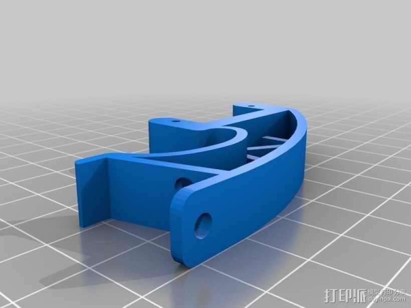 模块化仿昆虫机器人 3D模型  图15