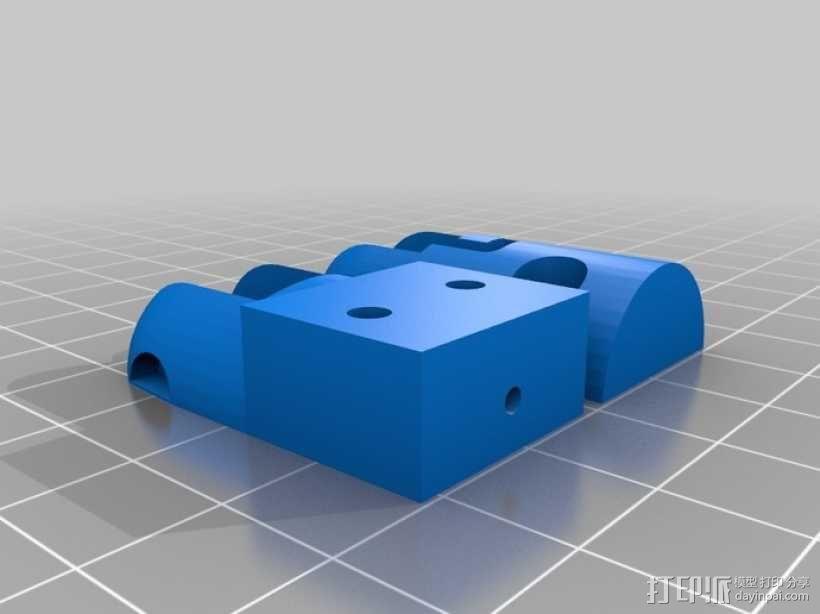 机械手指 3D模型  图4