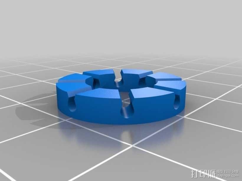 模块化火箭 3D模型  图7