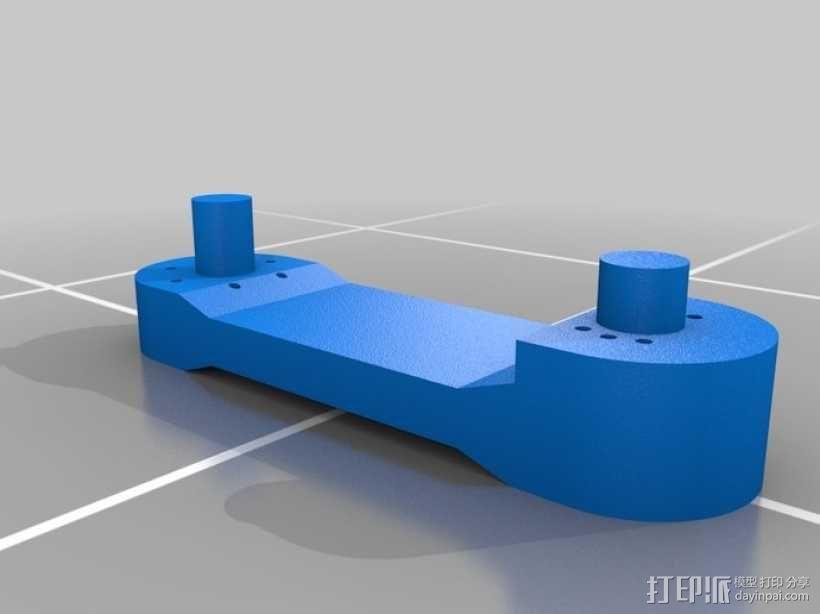 瓦力机器人 3D模型  图5
