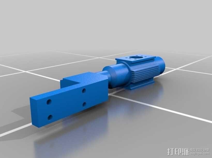 瓦力机器人 3D模型  图6