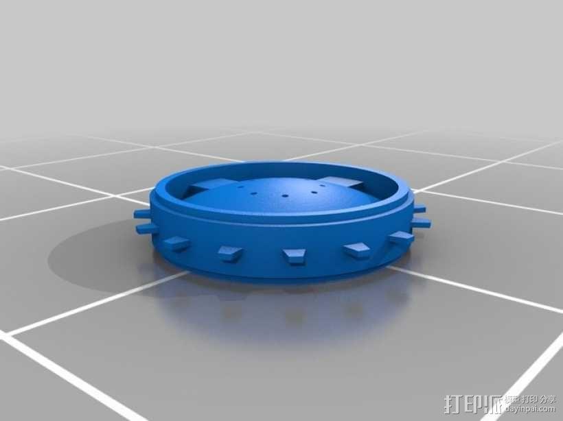 瓦力机器人 3D模型  图7