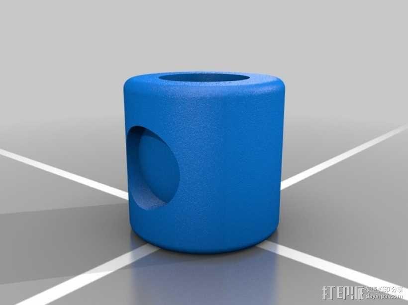瓦力机器人 3D模型  图8