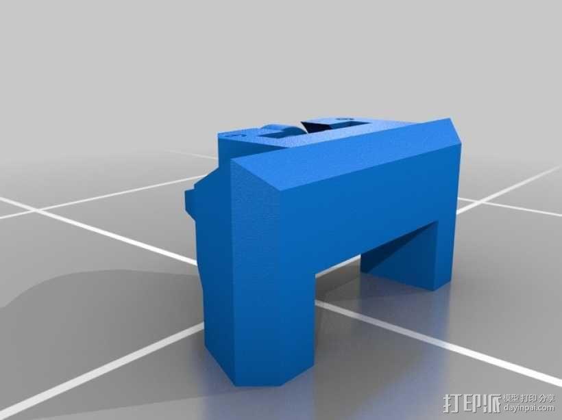 瓦力机器人 3D模型  图12
