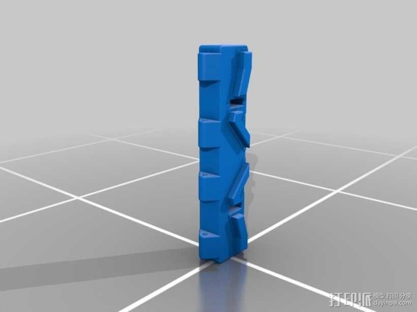 瓦力机器人 3D模型  图11