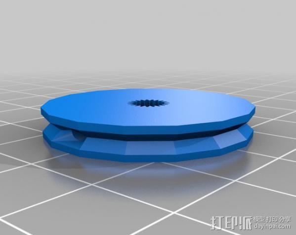 InMoov机械手指 3D模型  图3