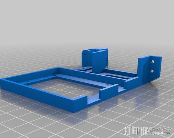 InMoov机械手指 3D模型  图4