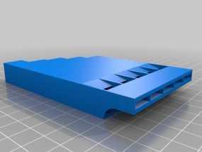 定制化多频哨子 3D模型