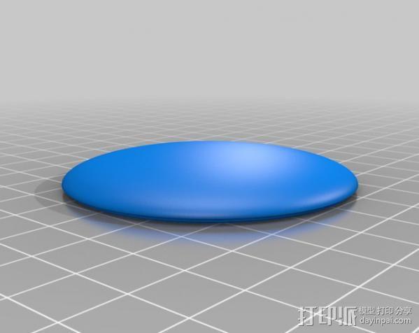 模块化Ublox定位系统外壳 3D模型  图2