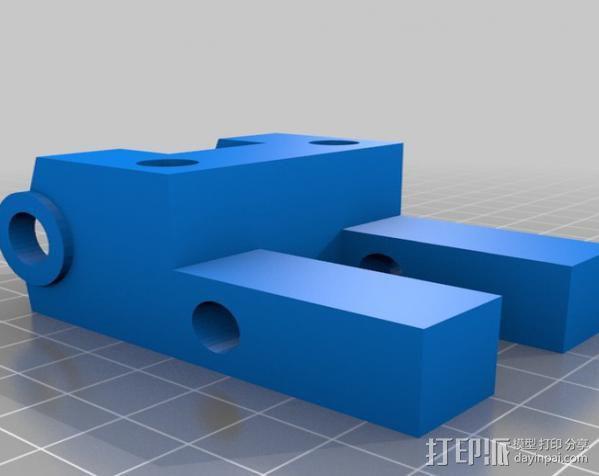 通用切瓶机 3D模型  图5