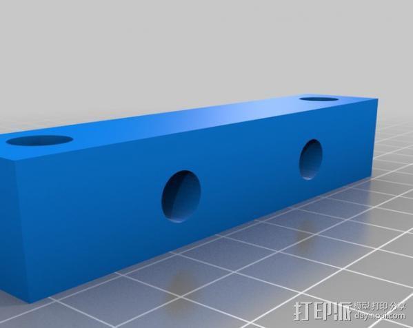 通用切瓶机 3D模型  图6