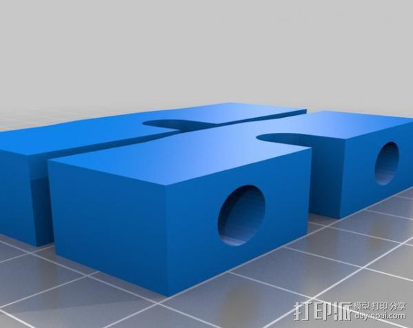 通用切瓶机 3D模型  图7