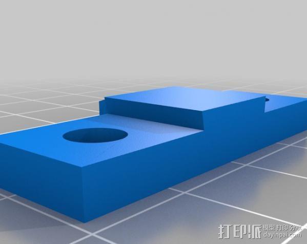 通用切瓶机 3D模型  图8