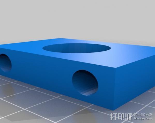 通用切瓶机 3D模型  图10