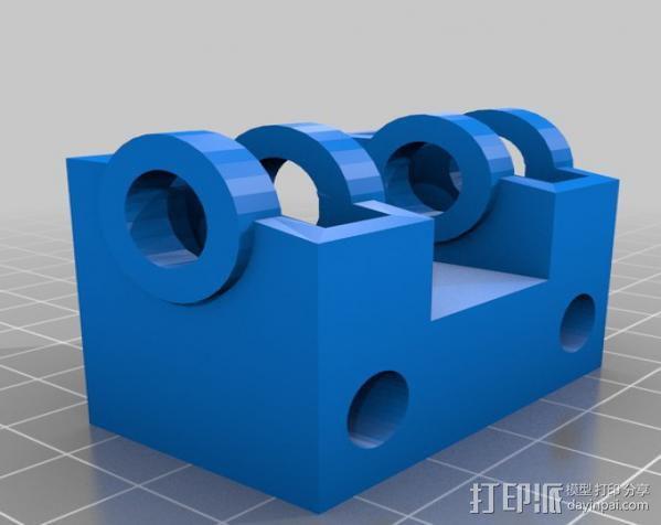 通用切瓶机 3D模型  图9
