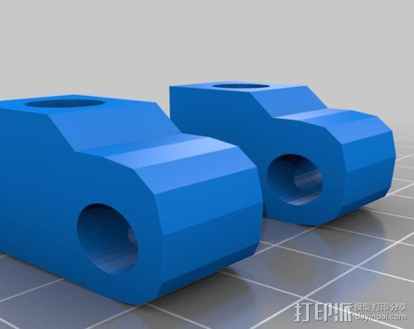 通用切瓶机 3D模型  图13