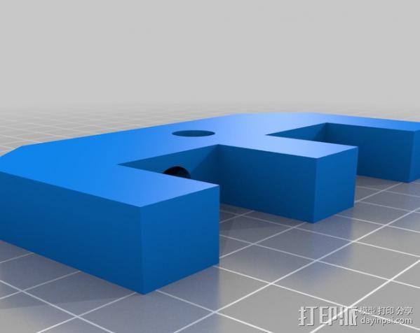 通用切瓶机 3D模型  图11