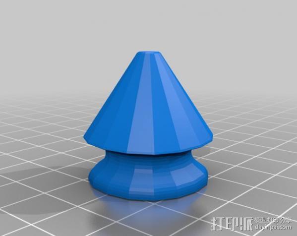 通用切瓶机 3D模型  图12