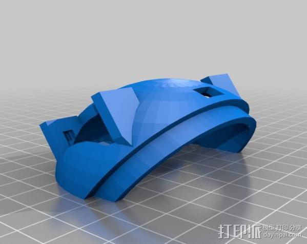 个性机器人 3D模型  图8