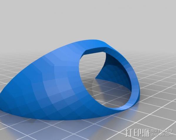 个性机器人 3D模型  图14