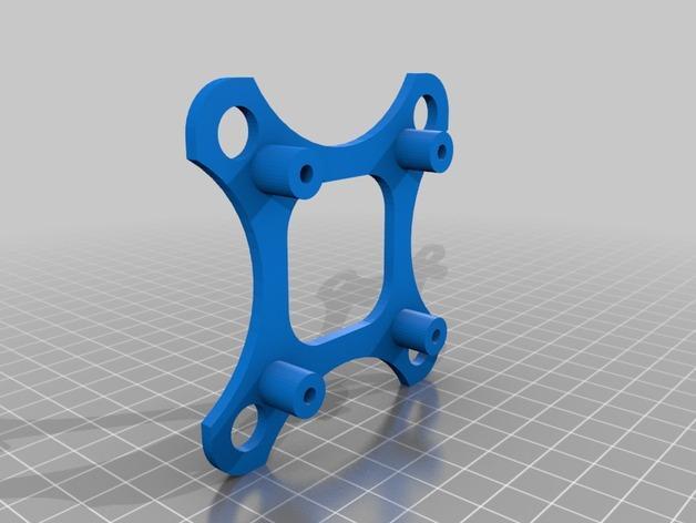 APM 底座 3D模型  图3