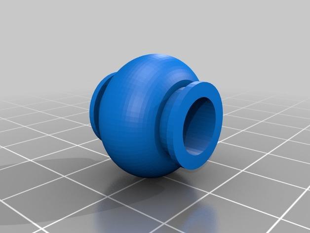 APM 底座 3D模型  图4
