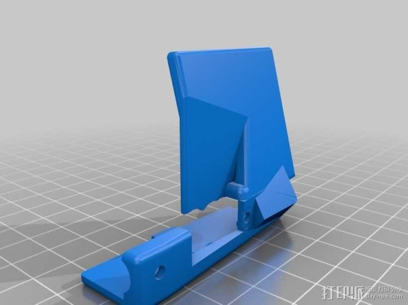 Slash遥控赛车护臂  3D模型  图3