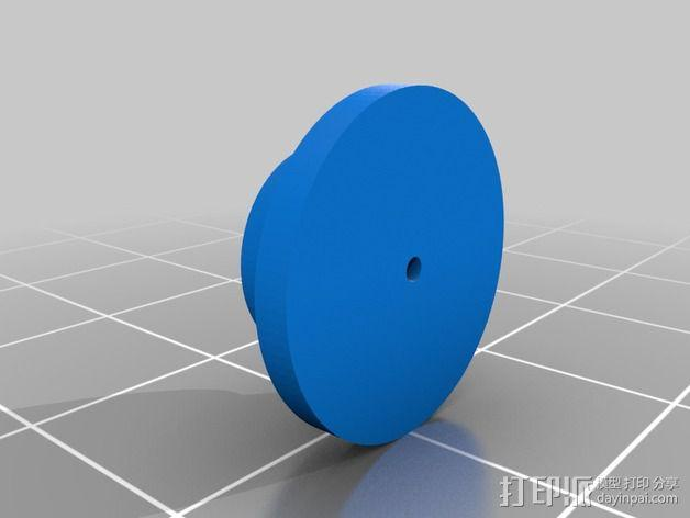 六足仿昆虫机器人 3D模型  图10