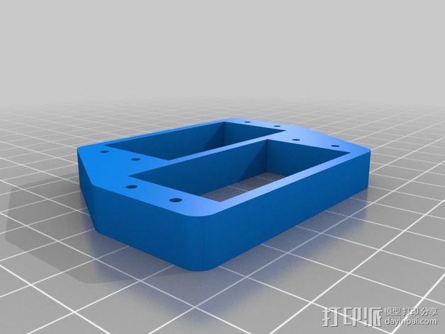 六足仿昆虫机器人 3D模型  图11