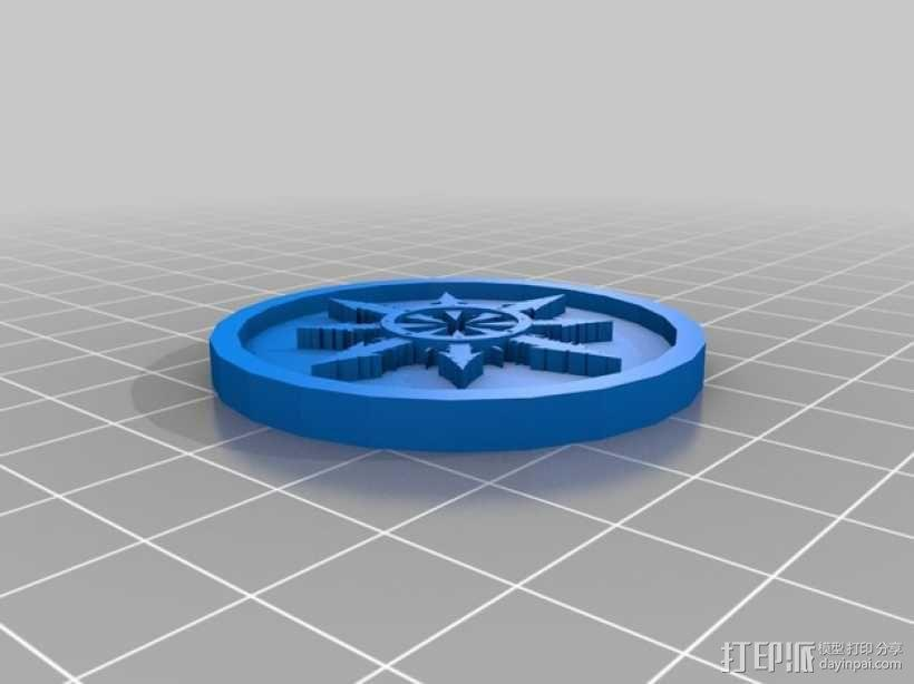 游戏《战锤40K》图标 3D模型  图6