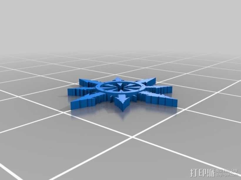游戏《战锤40K》图标 3D模型  图8