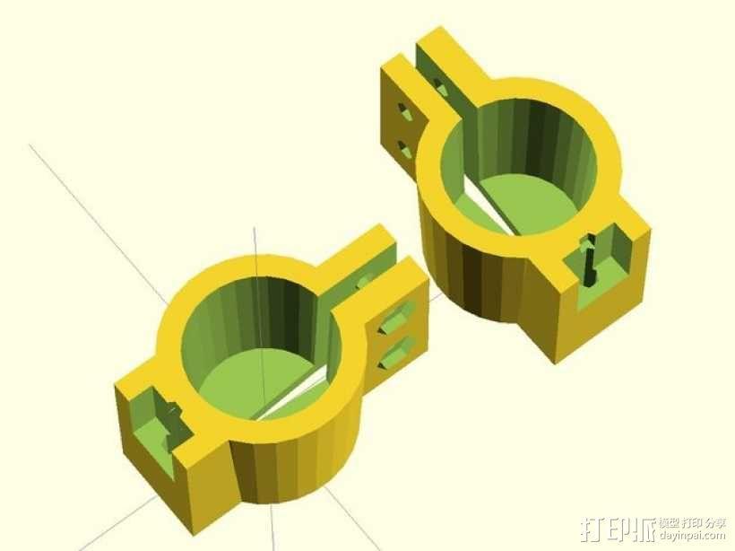 极靴/磁极头 3D模型  图7
