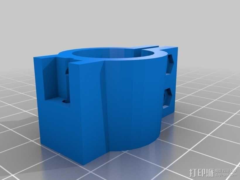 极靴/磁极头 3D模型  图11